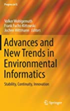 Advances and New Trends in Environmental…