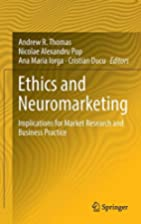 Ethics and Neuromarketing: Implications for…
