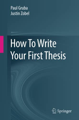 how-to-write-your-first-thesis