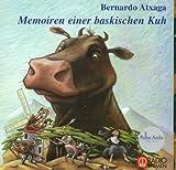 Atxaga, Bernardo: Memoiren einer baskischen Kuh. 2 CDs. ( Ab 11 J.).