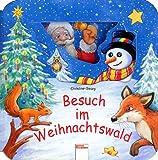 Georg, Christine: Besuch im Weihnachtswald.