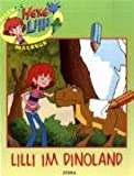 Mein Hexe Lilli Malbuch. Lilli im Dinoland