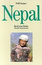 Nepal : im Schatten des Himalaya by Wolf…