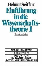 Beck'sche Reihe, Bd.60, Einführung in die…