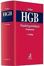 Kommentar zum Handelsgesetzbuch (HGB) by…