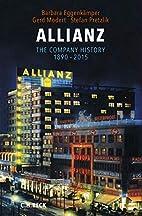 Allianz : the company history, 1890-2015 by…