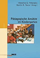 Pädagogische Ansätze im Kindergarten…