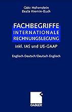 Fachbegriffe Internationale Rechnungslegung:…