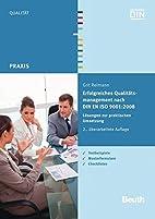 Erfolgreiches Qualitätsmanagement nach DIN…