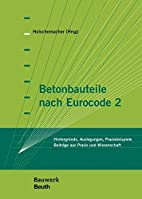 Betonbauteile nach Eurocode 2:…
