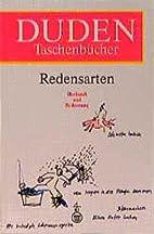 Duden Taschenbücher, Bd.29, Redensarten by…