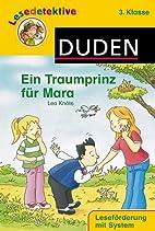 Ein Traumprinz für Mara by Lea Knöte