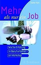 Mehr als nur ein Job: Wie Sie die Erfüllung…