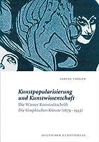 Kunstpopularisierung und Kunstwissenschaft:…
