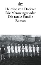 The Merowingians, or, The Total Family by…