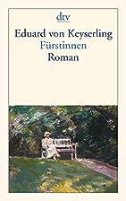 Fürstinnen by Eduard von Keyserling