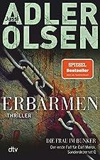 Erbarmen by Jussi Adler Olsen