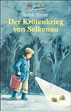 De paddenpoel bedreigd by Isolde Heyne