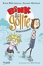 Bink & Gollie by Alison McGhee Kate…