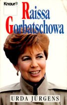 Raissa Gorbatschowa by Urda Jürgens