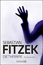Therapy by Sebastian Fitzek