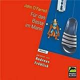 OFarrell, John: Für das Beste im Mann. 4 CDs.