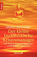 Der kleine buddhistische Krisenmanager by…