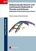 Evaluierung der linearen und nichtlinearen…