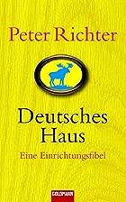 Deutsches Haus: Eine Einrichtungsfibel by…