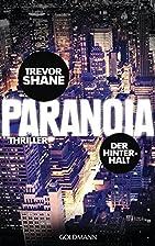 Paranoia - 01 Der Hinterhalt by Trevor Shane