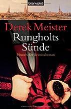 Rungholts Sünde by Derek Meister