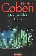 Der Insider: Roman by Harlan Coben
