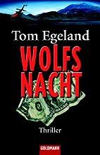 Ulvenatten by Tom Egeland