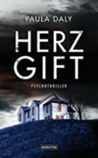 Herzgift: Psychothriller by Paula Daly