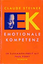 Emotionale Kompetenz by Paul Perry