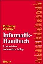 Informatik-Handbuch by Peter Rechenberg