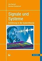 Signale und Systeme: Einführung in die…