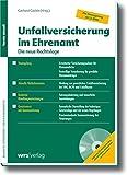 Gerhard Geckle: Unfallversicherung im Ehrenamt. Verein aktuell