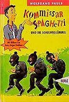 Kommissar Spaghetti und die…