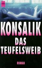 De duivelse godin by Heinz G. Konsalik