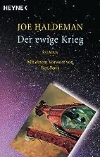 Der ewige Krieg. Roman. by Joe Haldeman