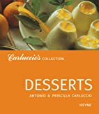 Desserts (The Carluccio's Collection) by…