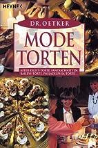 Modetorten by August (Dr. Oetker) Oetker