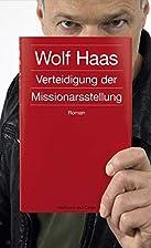 Verteidigung der Missionarsstellung by Wolf…