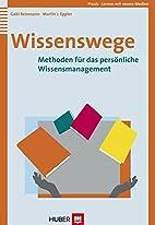 Wissenswege by Gabi Reinmann