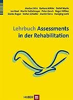 Lehrbuch Assessments in der Rehabilitation…