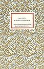 Goethes schönste Gedichte (Insel-Bücherei) - Jochen Schmidt