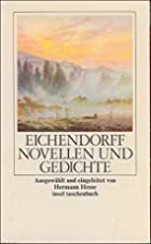 Novellen und Gedichte by Joseph von…