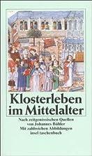 Klosterleben im Mittelalter (insel…