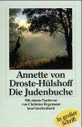 Droste-Hülshoff, Annette von: Die Judenbuche. Großdruck. Ein Sittengemälde aus dem gebirgichten Westfalen.